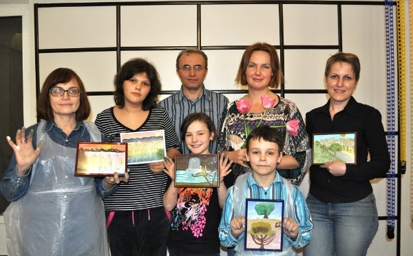 Мастер-класс в Харькове 7 апреля
