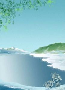 0011-034-Za-zimoj-prikhodit-vesna-kogda-taet-sneg-i-priroda-probuzhdaetsja-ot