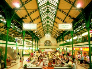 Sofia market